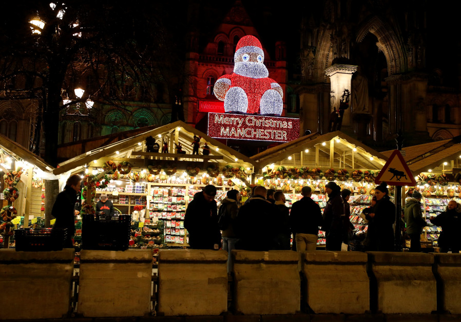 Labour-run council refuses Kosher stand at Christmas market