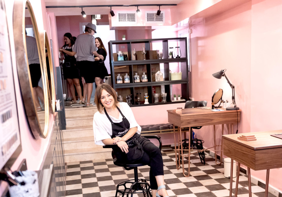 Giving the cosmetics industry a much-needed makeover