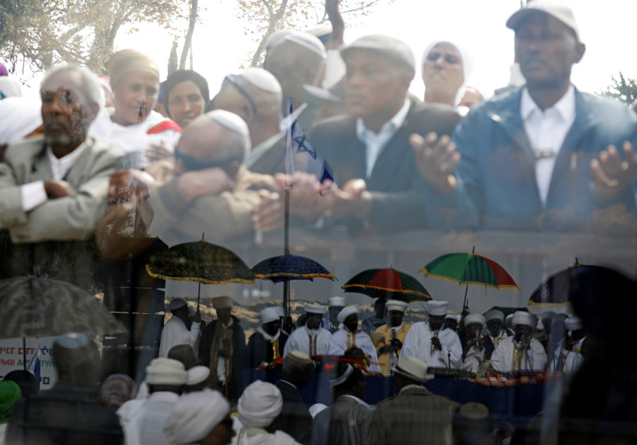 Even in times of social discord, Ethiopian-Israelis proudly celebrate