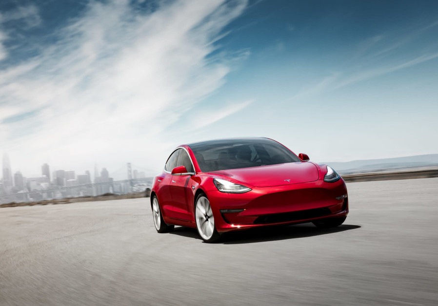 Tesla China Model 3: Tesla Model 3, made in China, unveiled