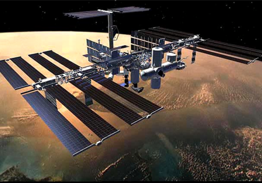 NASA Sends Israeli Solar Power Generator to International Space Station
