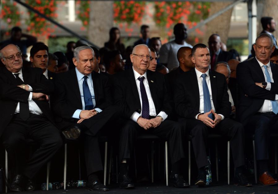 Rabin memorials devolve into political spats