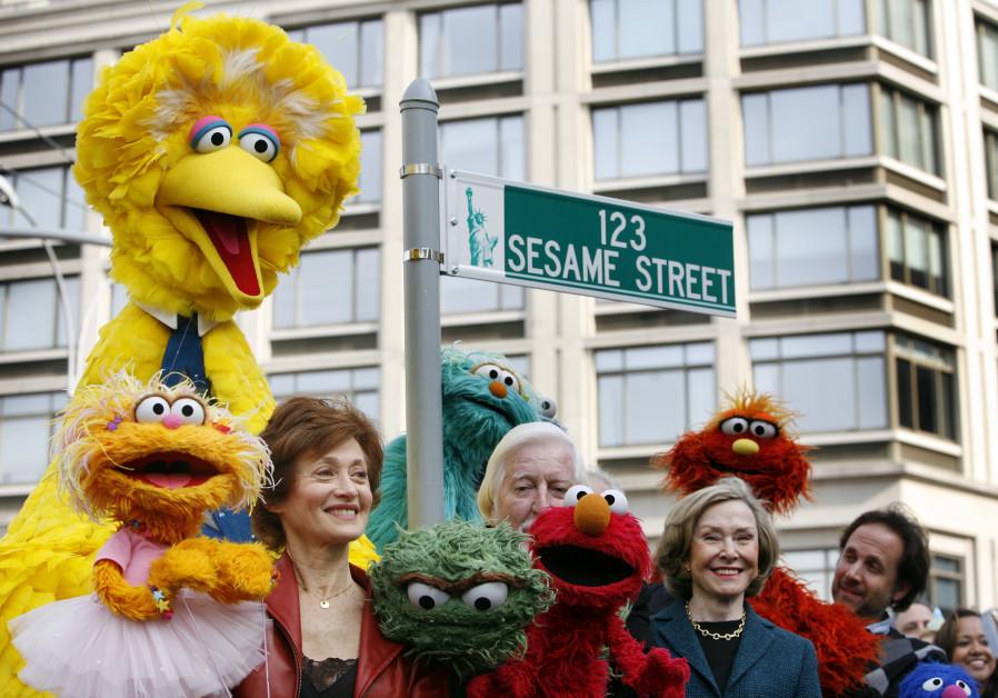 Sesame Street celebrates 50 years of educating kids worldwide