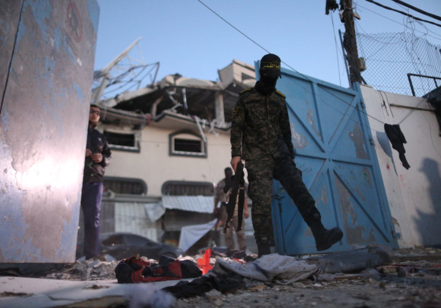 Israel kills senior leader of Palestinian Islamic Jihad in Gaza air strike