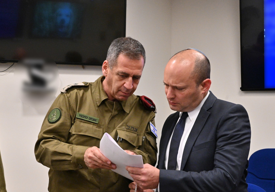 Bennett's Warning to Gaza: Harm Us by Day, You Won't Make It Through the Night