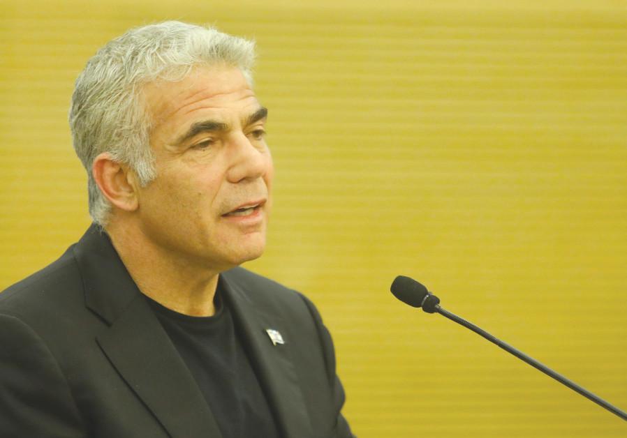 Lapid secretly met with Jordan's King Abdullah - report