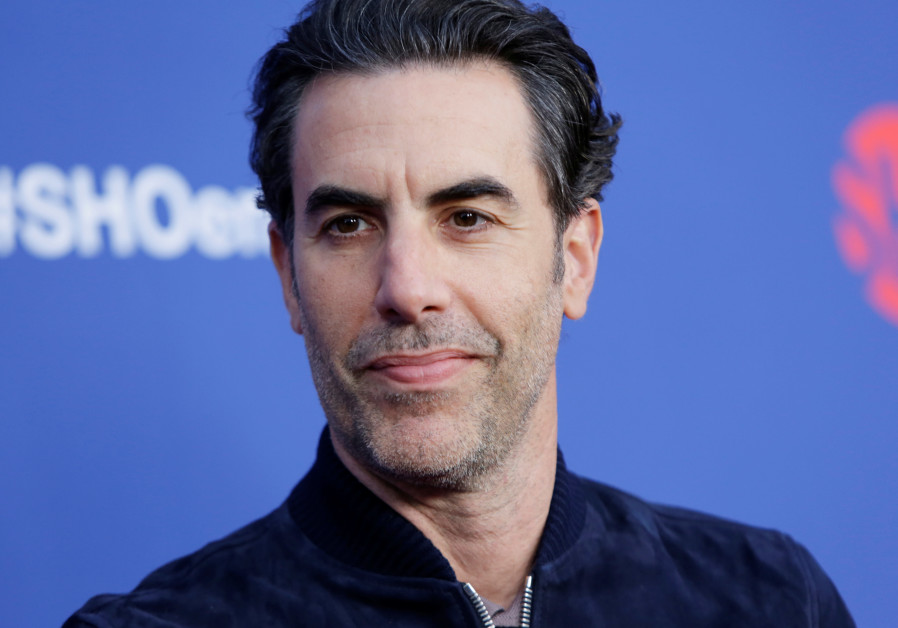 Sacha Baron Cohen says his days of disguise pranks are over