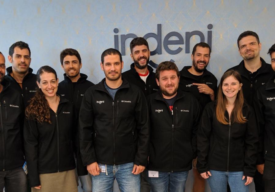 Workers at Tel Aviv-based start-up Indeni (Photo Credit: Indeni)