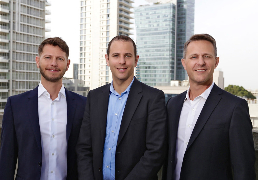 (From left) Aurora Labs co-founder & CEO Zohar Fox; co-founder & COO Ori Lederman; and EVP Marketing Roger Ordman (Credit: Aurora Labs)