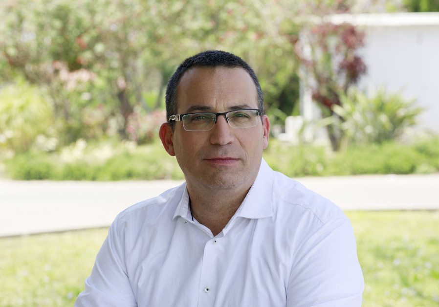 LIVEgg CEO Alon Blum. (Credit: PR)