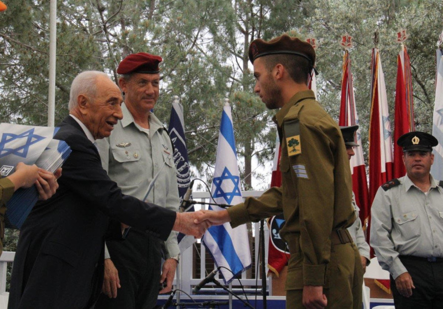 St.Sgt. Oron Shaul (Photo: courtesy Shaul family)