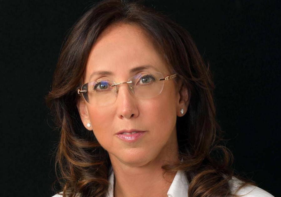 IATI CEO Karin Mayer Rubinstein (Credit: Sivan Farag)