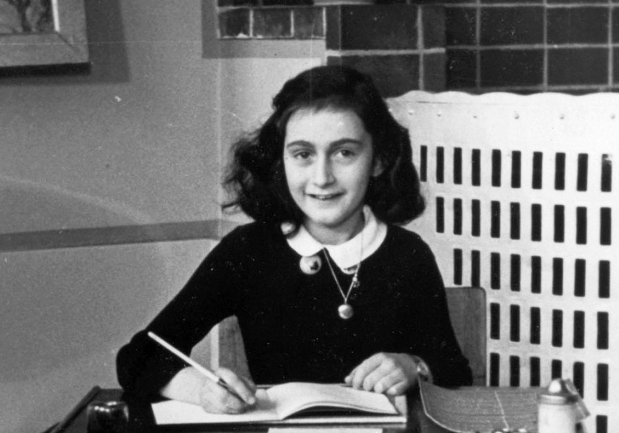 Watch: Anne Frank brought to life by one Reddit user and an Israeli app