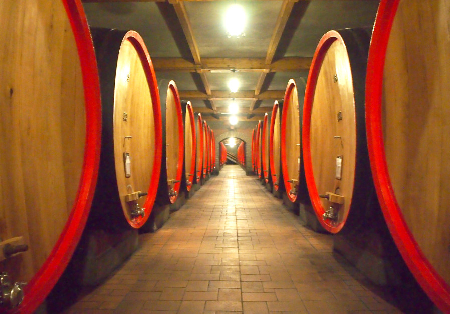 Araldico is a winery with modern equipment, that also remembers its heritage/Courtesy