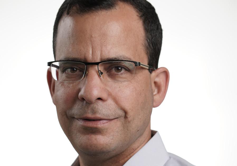 Prof. Gilad Yossifon (Credit: Technion)