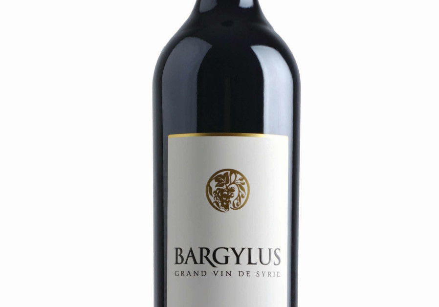 DOMAINE BARGYLUS is a Syrian wine, considered one of the finest wines in the Eastern Mediterranean.Photo: Courtesy