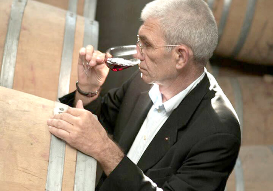 YIANNIS BOUTARIS of Kir Yianni Winery. A pioneer of the Greek wine revolution. Photo: Courtesy