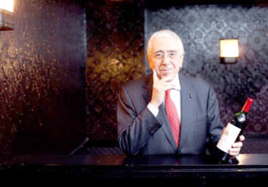 THE GREAT, and one and only Serge Hochar. The master behind Lebanon's Chateau Musar. Photo: Courtesy