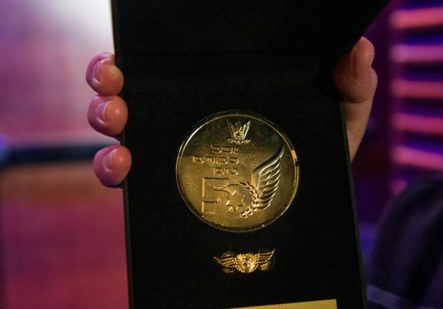 Golden Wings (Photo Credit: IDF SPOKESPERSON'S UNIT)