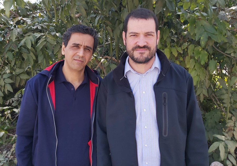 W-CYCLE Image Name : W-Cycle CTO Joseph Siani (left) and CEO Lior Itai