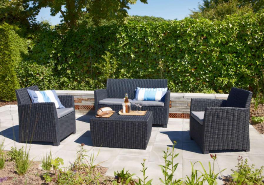 Corona Garden Furniture Set by Keter (Credit: PR)