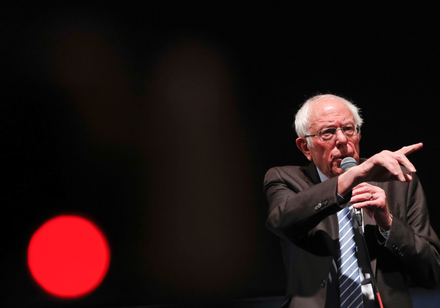 Bernie Sanders had his most viral week ever and a lot of it was Jewish