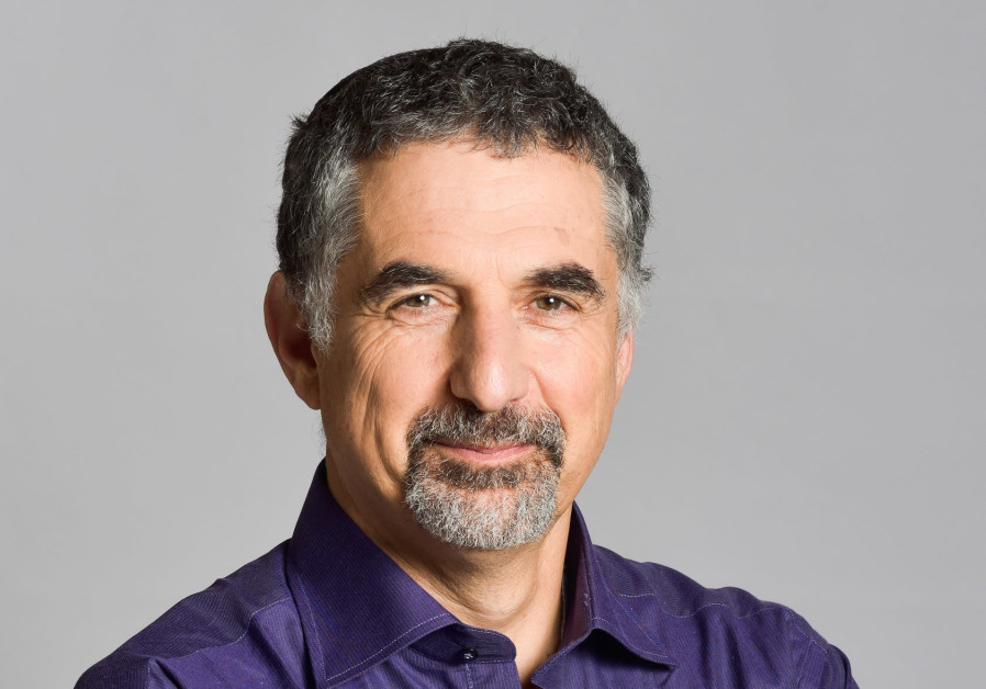 Prof. Yair Amichai-Hamburger (Credit: Gabriel Baharlia)