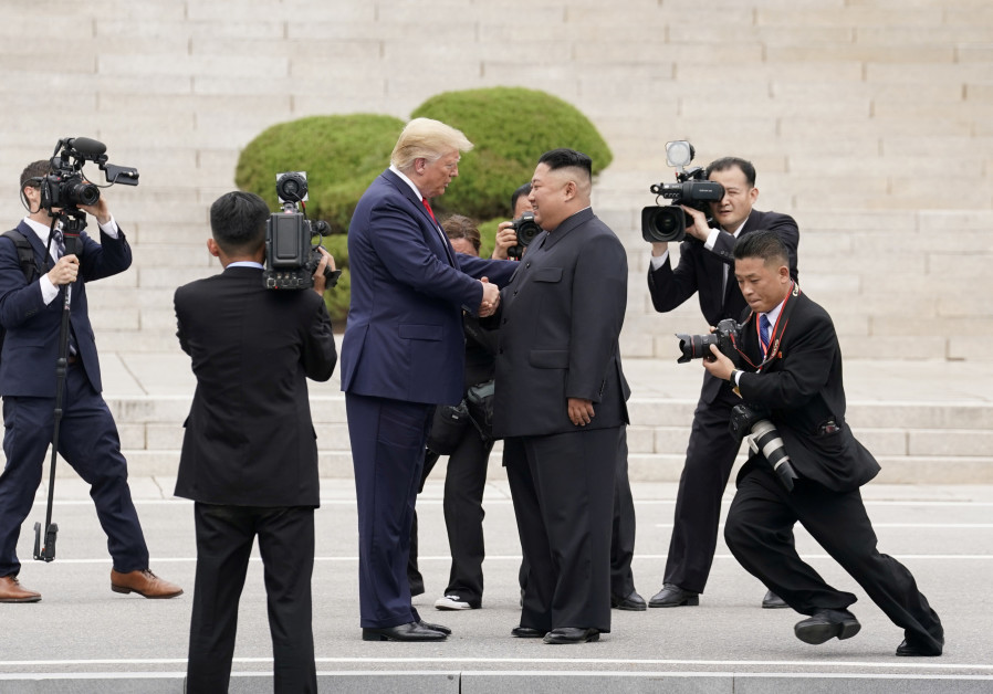 Trump offered Kim Jong-un a ride home on Air Force 1 after 2019 summit