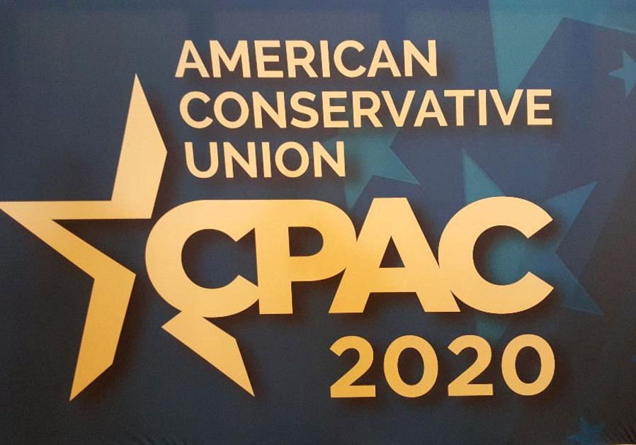 CPAC denies its stage was Nazi symbol, host hotel calls symbol abhorrent`
