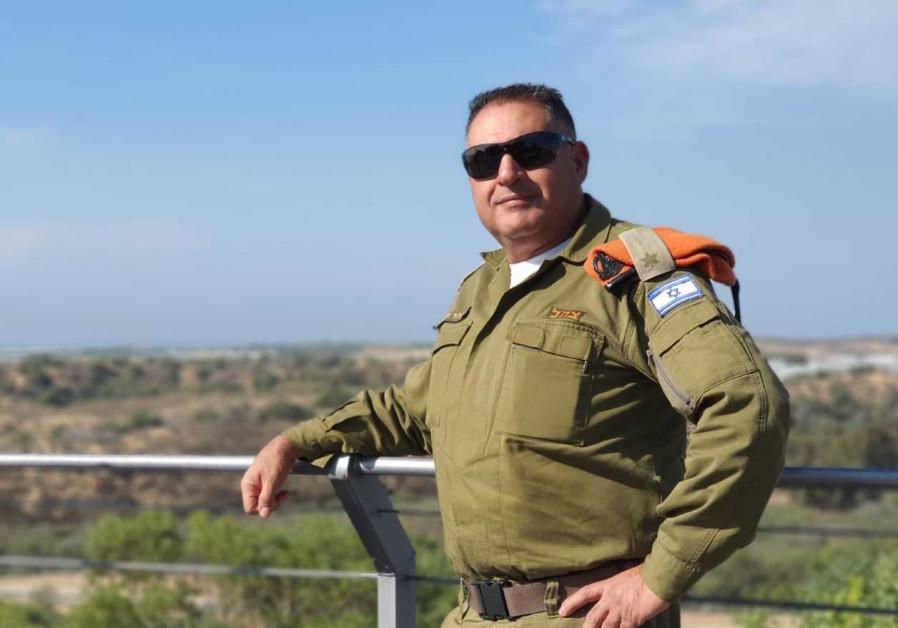 Zohar Wahaby (Photo: Khaled Abu-Tomeah)