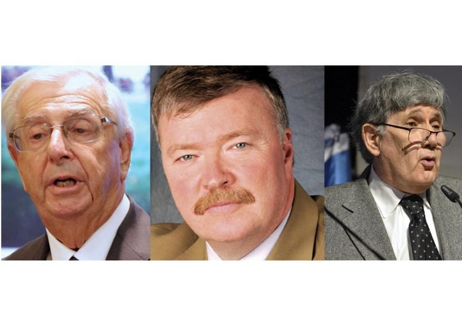 Paul Miller, Jon Farmer, David Machlis (Left to right)