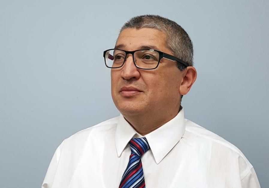 Mr. Natan Vilfand - Joined CEO (Credit: Amir Terkel)