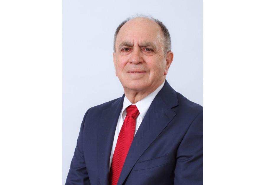 Mr. Yacob Ofer - President (Credit: Amir Terkel)