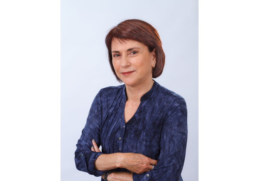 Ms. Maya Jacobs - Joined CEO (Credit: Amir Terkel)