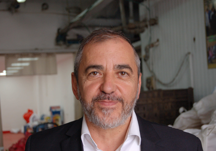 Yad Ezra v'Shulamit's founder and director Aryeh Lurie (Photo Credit: Courtesy)