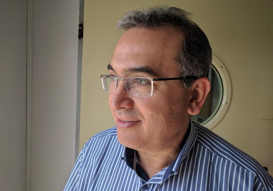 AgRobics co-founder Prof. Isam Sabbah (Photo Credit: AgRobics)