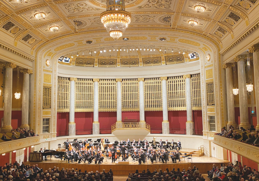 VIENNA PHILHARMONIC Orchestra at the Konzerthaus, Haus Der Musik (Credit: Courtesy)