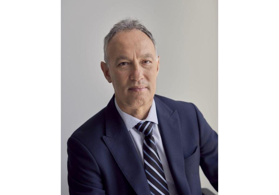 Eli Boichis, the general manager for Dassault Systèmes (Credit: Tanya Zlichonok)