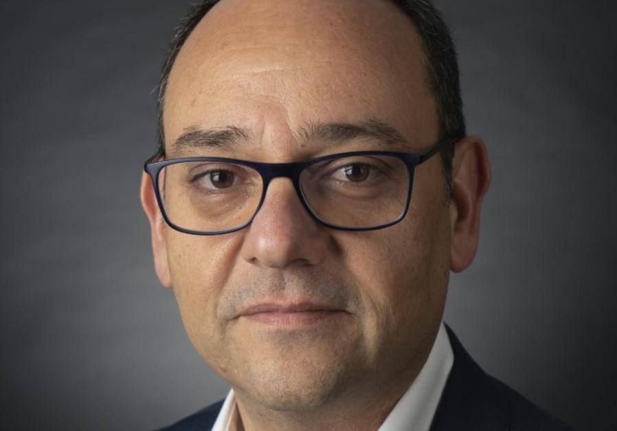 CEO of Poalim Capital Markets Kobi Shalom (Credit: Raya Altman)