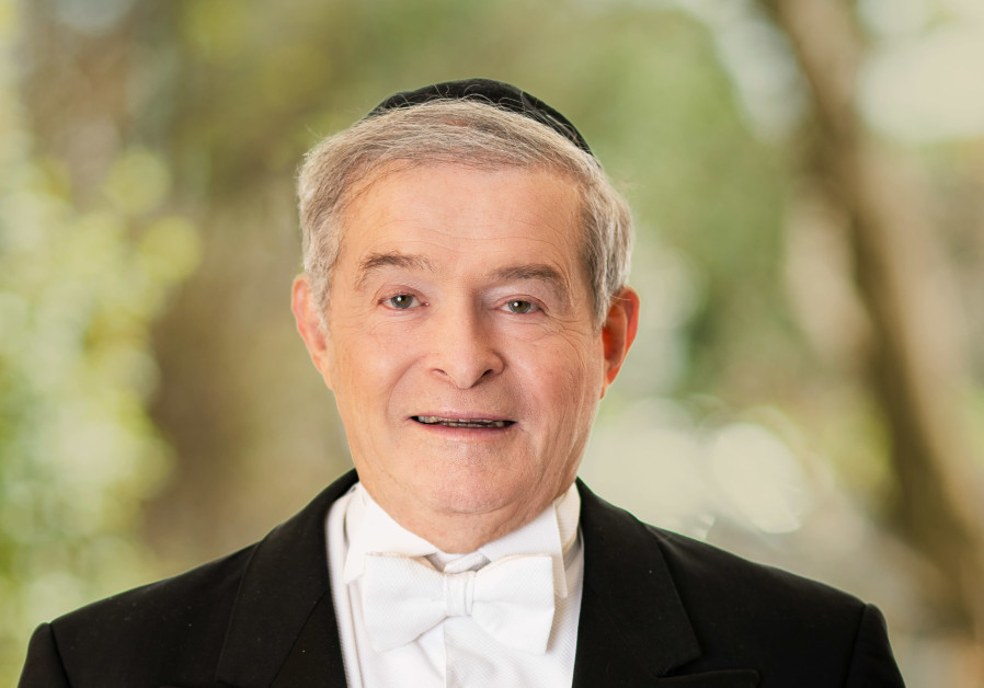 Eli Jaffe, music director of the Cantorial Music Central School in Petah Tikva. Photo credit: Michal Cohen
