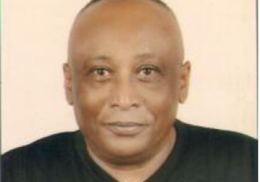 Fasil Legesse, Editor-in-Chief of Israeli-Ethiopian TV