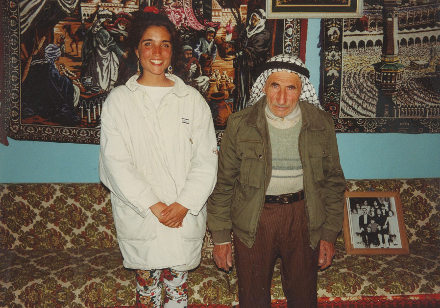 IN THE Karoun home of the village haji, who claimed to have fought in the Ottoman army, April 1993.  (Credit: Ouday Raad)