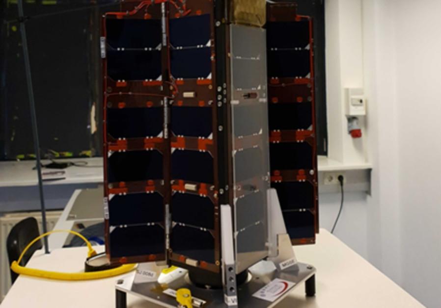 Sheba Medical Center SpacePharma lab (Credit: Sheba Medical Center)