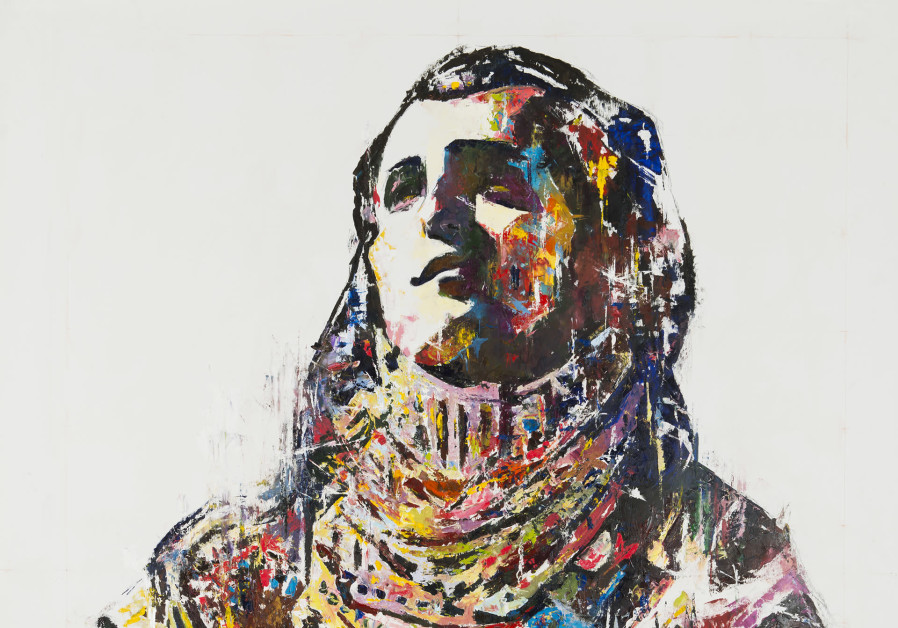 """""""Bride from Yemen"""" by Shai Yossef. (Photo credit: Shai Yossef)"""