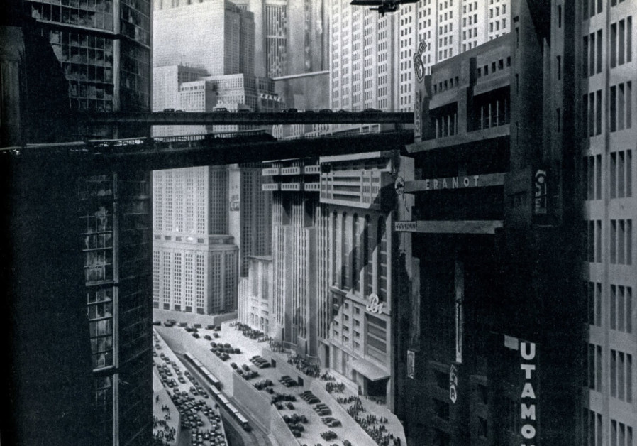 GERMAN DIRECTOR Fritz Lang's landmark 1926 'Metropolis' movie warns of the dangers of capitalism and the enslavement of the working class. (Fritz Lang)