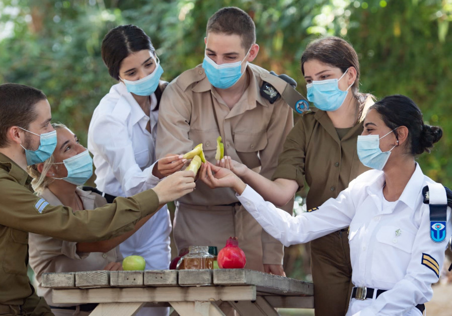 The IDF prepares for the holidays in light of the coronavirus pandemic and the security situation.