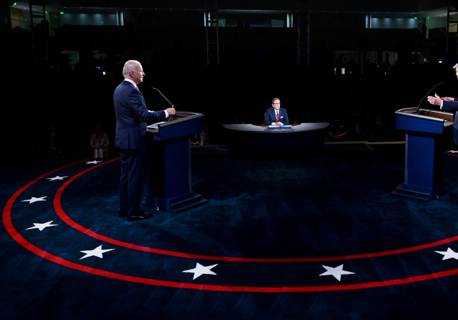 Trump, Biden campaign in the Midwest in last get-out-the-vote push