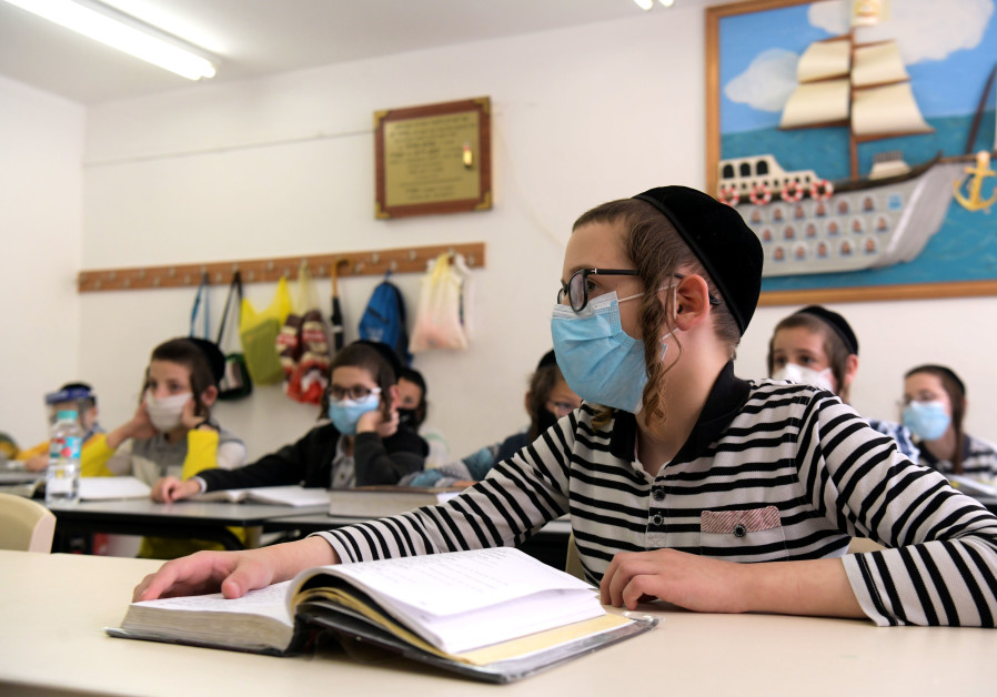 Beliba Homa bridges between haredi and non-haredi students