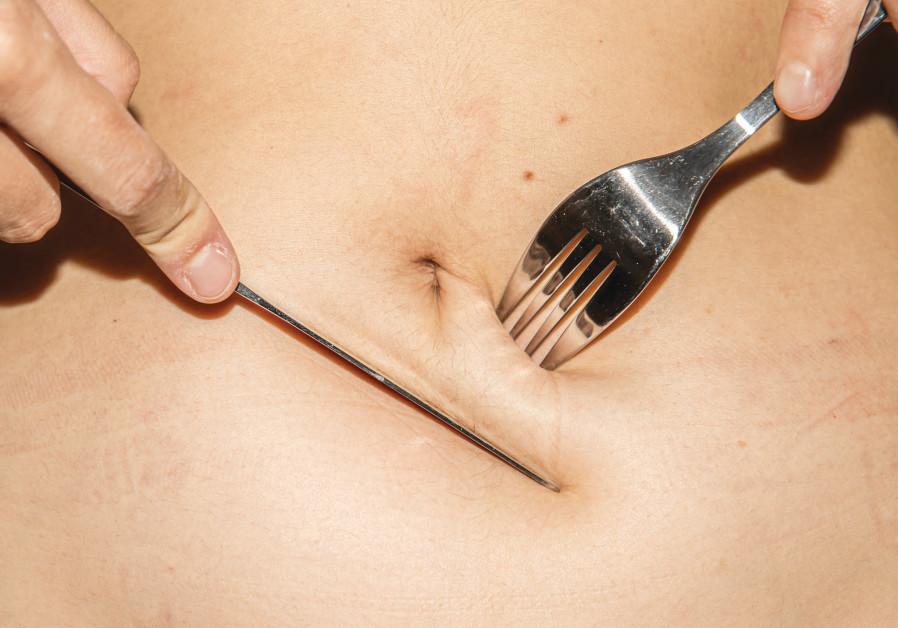 FEEDING OFF the inner self. (Hagar Bader)