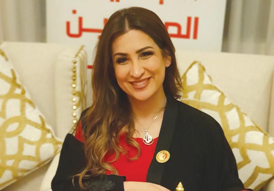 Bahrain`s doyenne journalist